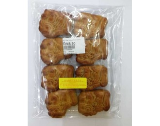 Yee Thye Mini Moon Cake Lotus 8pcs 莲蓉公仔饼