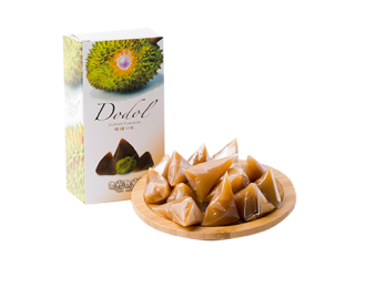 Yee Thye Dodol Durian 裕泰榴莲果加蕉 250G