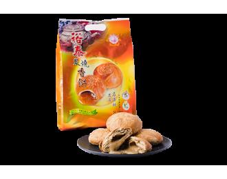 Yee Thye Charboil Heong Peah (Original) 裕泰炭烧香饼(原味)x8