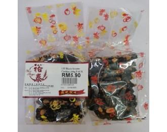 Yee Thye Black Sesame Cookies 200g 黑芝麻薄脆饼