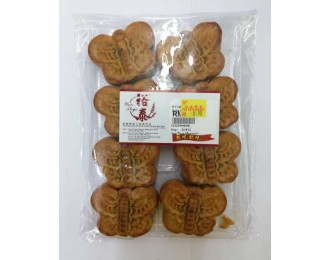 Yee Thye Mini Moon Cake Red Bean 8pcs 裕泰红豆公仔饼