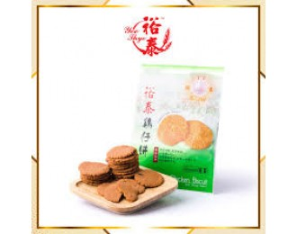 Yee Thye Chicken Biscuit (Seaweed) 裕泰鸡仔饼 (海苔)50G
