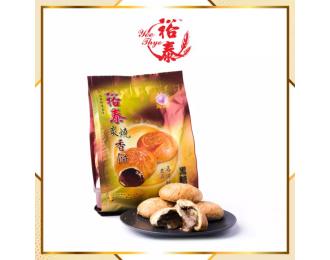 Yee Thye Charboil Heong Peah (Brown sugar) 裕泰炭烧香饼(黑糖)x8