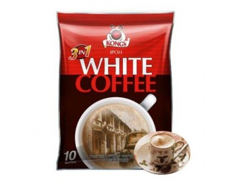 Kongs Ipoh White Coffee 40gx10 怡保江氏白咖啡