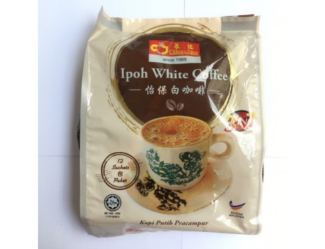 Chang Jiang (Kongs) White Coffee 3in1 40gx12 怡保长江3合1白咖啡