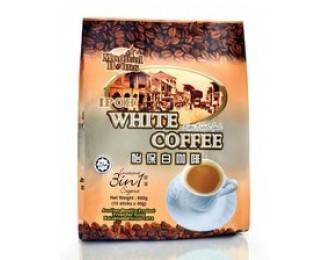 Magical Beans 3in1 Ipoh White Coffee 40gx15 Magical Beans 3合1怡保白咖啡