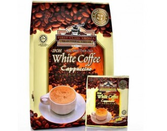 Yee Kong Original First Class Aroma White Coffee 3in1 40gx15 義江怡保3合1香濃白咖啡