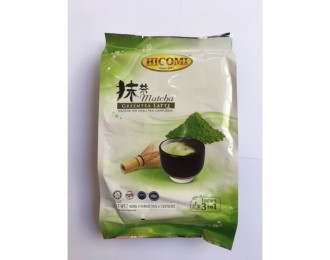 Hicomi Matcha Latte 3in1 35gx12 喜多美3合1抹茶拿铁