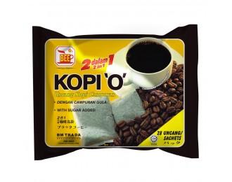 Bee Kopi O 2in1 26gx28 美 2合1原味咖啡乌袋
