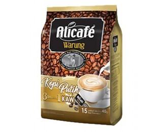 Alicafe Warung White Coffee Rich 3in1 20Gx28 阿里咖啡路边摊风味3合1特浓白咖啡