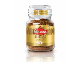 Moccona Classic Medium Roast Freeze Dried Instant Coffee 50g 摩可纳中度烘焙冻干速溶咖啡