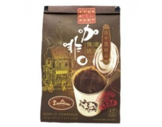 Lao Qian Instant Local Coffee O 28gx12 老钱传统道地咖啡O