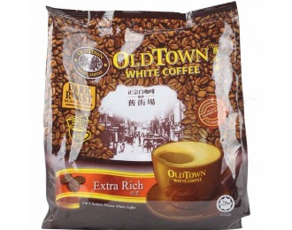 Old Town White Coffee Extra Rich 3in1 35gx15 怡保旧街场3合1浓醇白咖啡