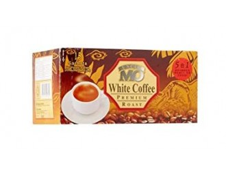 Uncle Mo Ipoh White Coffee Premium Roast 5in1 35gx15 张志明5合1怡保白咖啡