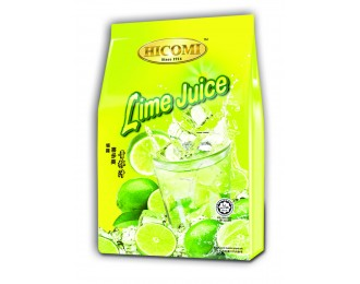 Hicomi Lime Juice 3in1 20gx15 壩羅喜多美3合1青柠汁