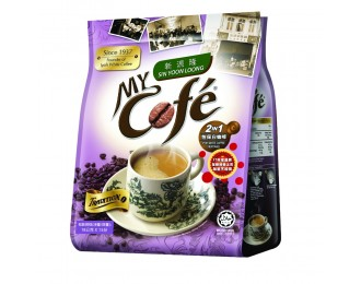 Mycofe White Coffee 2in1 Tradition 28gx15 怡保新源隆二合一白咖啡