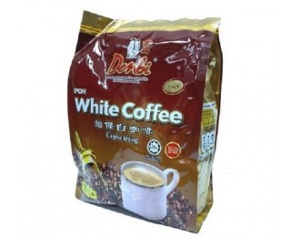 Denbi White Coffee Original 3in1 40gx15 企鹅3合1怡保白咖啡