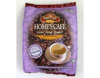 Home's Cafe White Coffee No Sugar 2in1 25gx15 故乡浓无加糖白咖啡