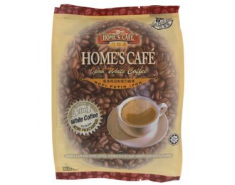 Home's Cafe White Coffee Original 3in1 40gx15 故乡浓原味白咖啡