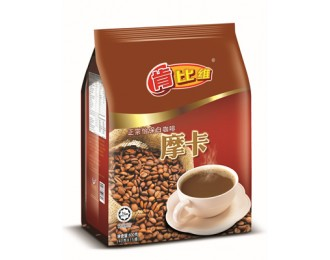 Combywide Premix Ipoh White Coffee Mocha 3in1 40gx15 肯比维摩卡怡保白咖啡