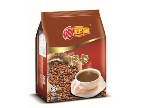 Combywide Premix Ipoh White Coffee Mocha 3in1 40gx15 肯比维摩卡怡保白咖啡