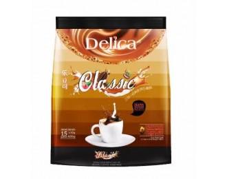 Delica White Coffee Classic 3in1 40gx15 乐立可3合1经典怡保白咖啡