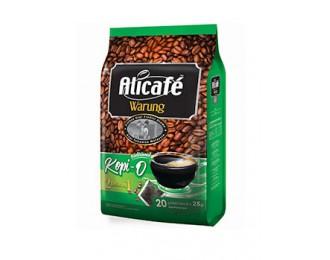 Alicafe Warung Kopi-O 2in1 25Gx20 阿里咖啡路边摊风味2合1咖啡乌