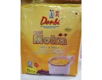 Denbi Mocha 3in1 35gx15 企鹅3合1摩卡