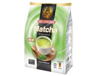 Aik Cheong Instant Matcha 3in1 25gx12 益昌3合1清香抹茶
