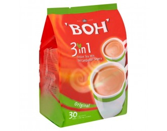 Boh Original Tea 3in1 20gx30 3合1即溶奶茶