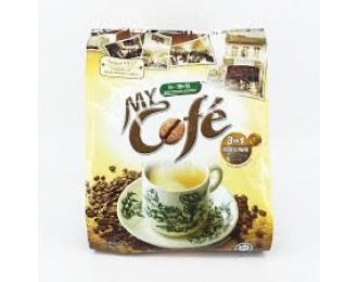 Mycofe White Coffee 3in1 Classic 40gx12 怡保新源隆三合一白咖啡
