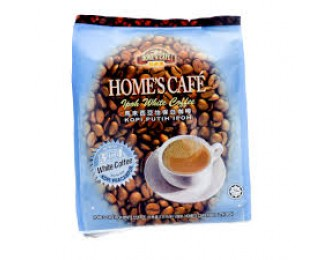 Home's Cafe White Coffee Light Sugar 3in1 30gx15 故乡浓低糖份白咖啡