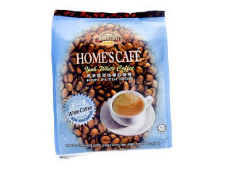 Home's Cafe White Coffee Light Sugar 3in1 30gx15 故乡浓低糖份白咖啡