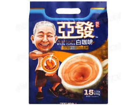 Ah Huat White Coffee Gold Medal 38gx15 亚发金牌白咖啡