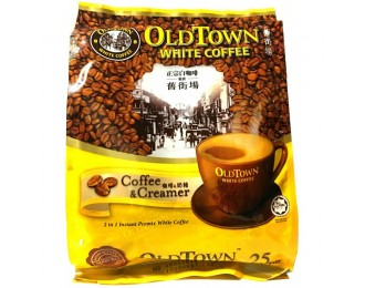 Old Town White Coffee Coffee & Creamer 2in1 25gx15 怡保旧街场2合1白咖啡