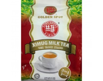 Golden Spot Teh Tarik Ximug 3in1 40gx15 金点3合1丝袜奶茶