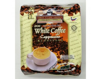 Yee Kong First Class Aroma White Coffee Less Sugar 3in1 30gx20 義江怡保3合1白咖啡(少糖)