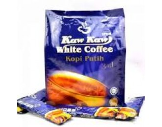 Chang JIang Kaw Kaw White Coffee 3in1 怡保长江白咖啡3合1 40G x 15
