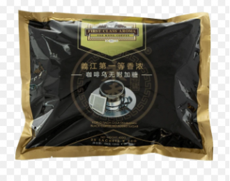 Yee Kong First Class Aroma Kopi-O No Sugar 20x20g 義江怡保咖啡烏无附加糖