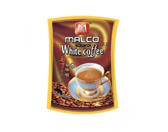 Malco Premix Ipoh Original White Coffee 3in1 40gx15 马可怡保原味白咖啡